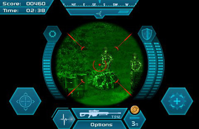 Download SHOOTER: THE OFFICIAL MOVIE GAME iPhone free game.