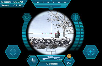 Free SHOOTER: THE OFFICIAL MOVIE GAME download for iPhone, iPad and iPod.