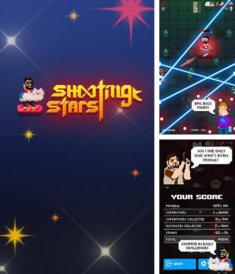 In addition to the game Empire Z for iPhone, iPad or iPod, you can also download Shooting stars for free.