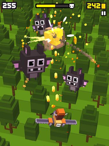 Descarga gratuita de Shooty skies para iPhone, iPad y iPod.