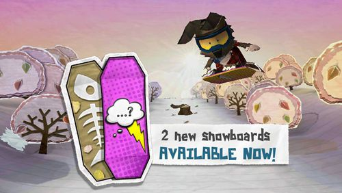 Screenshots do jogo Shred it! para iPhone, iPad ou iPod.