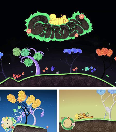 In addition to the game Tiny Comet for iPhone, iPad or iPod, you can also download Shu's garden for free.