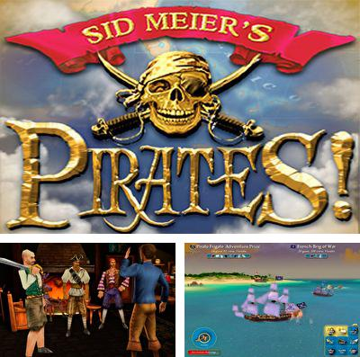 In addition to the game Mountain goat: Mountain for iPhone, iPad or iPod, you can also download Sid Meier's Pirates for free.