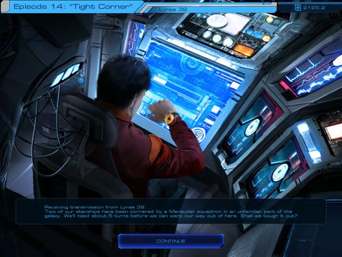 Download Sid Meier's starships iPhone free game.