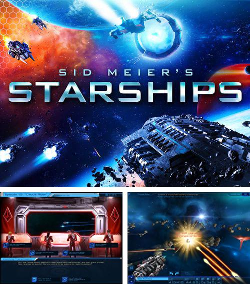 Скачать Sid Meier's starships на iPhone бесплатно