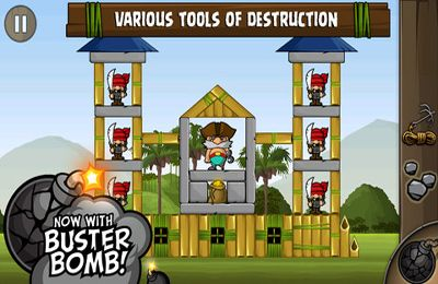 Download Siege Hero iPhone free game.