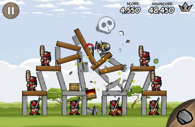 Free Siege Hero download for iPhone, iPad and iPod.