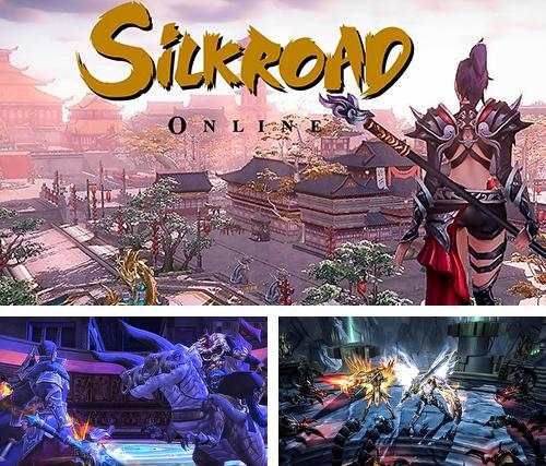 Download Silkroad online iPhone free game.