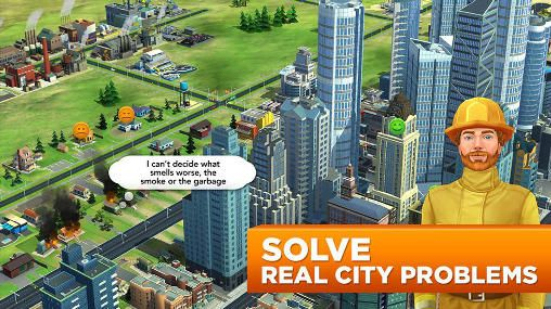 Скачати Sim city: Build it на iPhone безкоштовно.