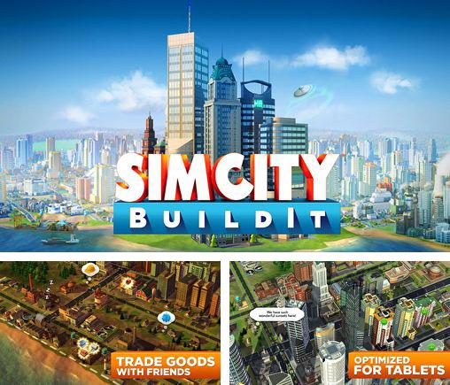 In addition to the game Cosmic Conquest for iPhone, iPad or iPod, you can also download Sim city: Build it for free.