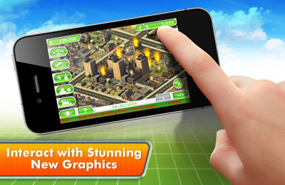 Download SimCity Deluxe iPhone free game.