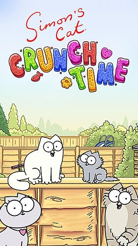 Simon's cat: Crunch time