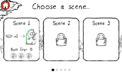 Download Simon's Cat in 'Cat Chat iPhone free game.