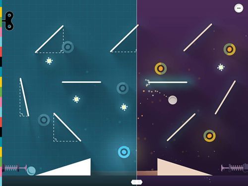 Screenshots vom Spiel Simple machines für iPhone, iPad oder iPod.