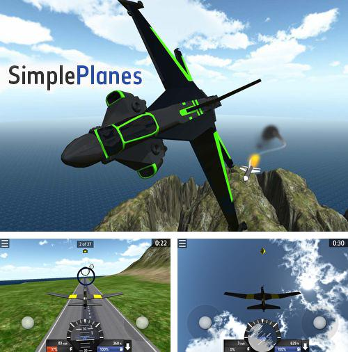 In addition to the game Cake ninja for iPhone, iPad or iPod, you can also download Simple planes for free.