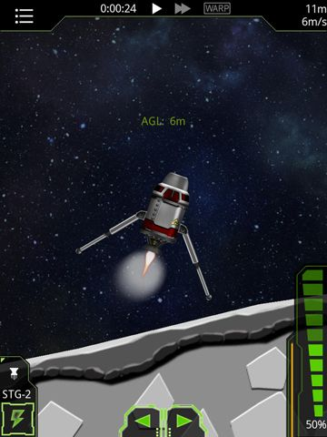 Download Simple rockets iPhone free game.