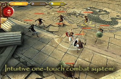 Screenshots do jogo Sinbad para iPhone, iPad ou iPod.
