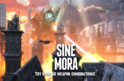 Capturas de pantalla del juego Sine Mora para iPhone, iPad o iPod.
