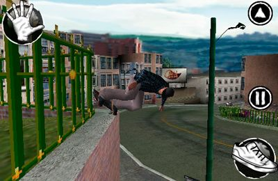 Screenshots of the Skate it game for iPhone, iPad or iPod.