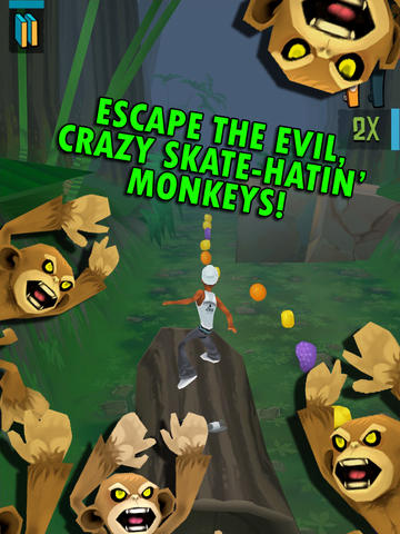 Free Skate Madness download for iPhone, iPad and iPod.