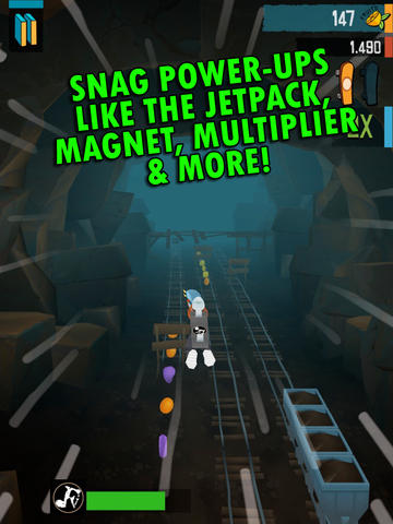 Screenshots of the Skate Madness game for iPhone, iPad or iPod.