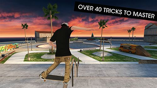 Free Skateboard party 3 ft. Greg Lutzka download for iPhone, iPad and iPod.