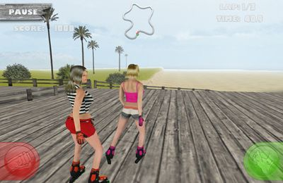 Free Skatin Girlz download for iPhone, iPad and iPod.