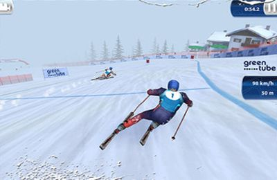 Download Ski Challenge 13 iPhone free game.