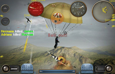 Download Skies of Glory: Battle of Britain iPhone free game.