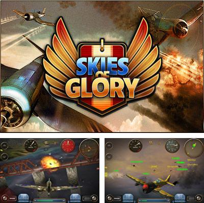 In addition to the game Majesty: The Fantasy Kingdom Sim for iPhone, iPad or iPod, you can also download Skies of Glory: Battle of Britain for free.