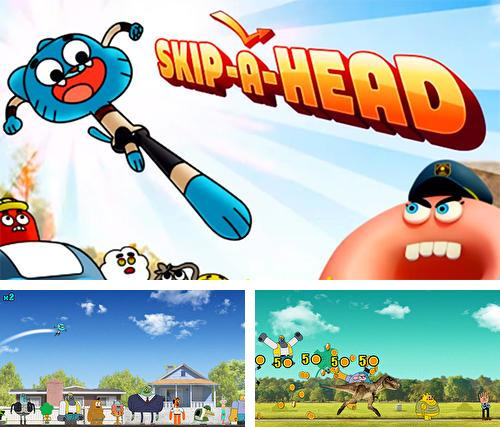 Download Skip-a-head: Gumball iPhone free game.