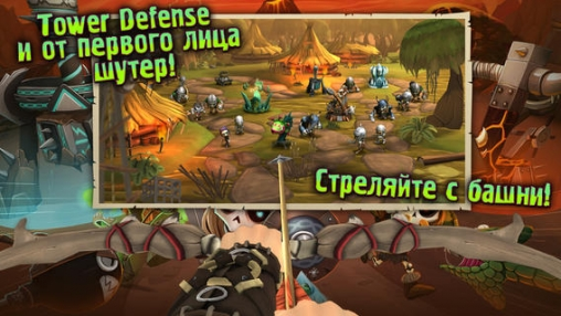 Игра Skull Legends для iPhone