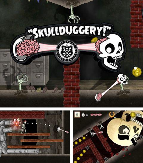 In addition to the game Fortress Combat 2 for iPhone, iPad or iPod, you can also download Skullduggery! for free.