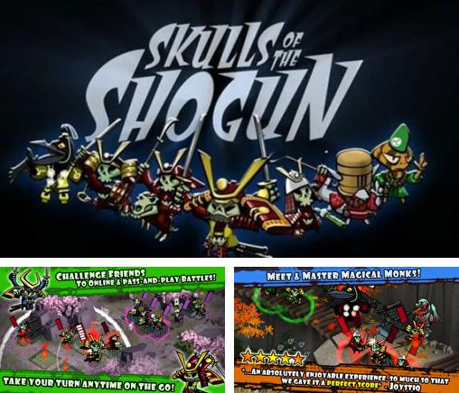 In addition to the game Blackwell 2: Unbound for iPhone, iPad or iPod, you can also download Skulls of the Shogun for free.