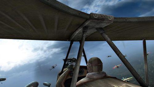 Скачать Sky baron: War of planes на iPhone бесплатно