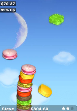 Free Sky Burger download for iPhone, iPad and iPod.