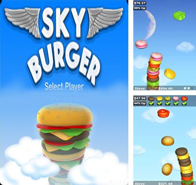 In addition to the game Alchemix for iPhone, iPad or iPod, you can also download Sky Burger for free.