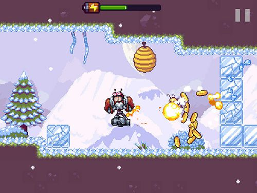 Screenshots of the Sky chasers game for iPhone, iPad or iPod.
