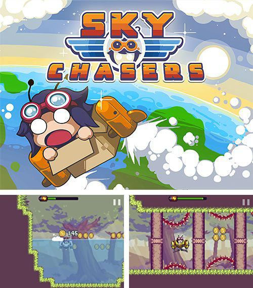 In addition to the game Rescue Me - The Adventures Premium for iPhone, iPad or iPod, you can also download Sky chasers for free.