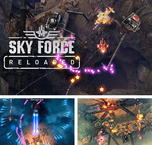 In addition to the game Season match puzzle adventure for iPhone, iPad or iPod, you can also download Sky force: Reloaded for free.