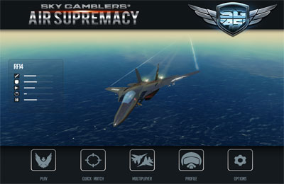 Скачати Sky Gamblers: Air Supremacy на iPhone безкоштовно.