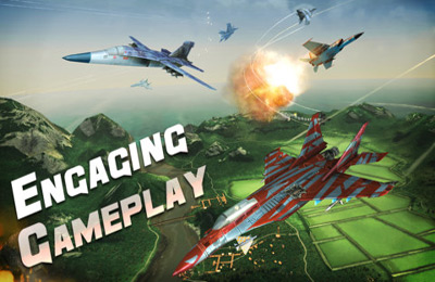 Download Sky Gamblers: Cold War iPhone free game.