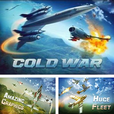 In addition to the game Crazy Chicken: Pirates - Christmas Edition for iPhone, iPad or iPod, you can also download Sky Gamblers: Cold War for free.