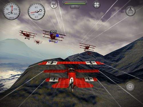 Free Sky gamblers: Rise of glory download for iPhone, iPad and iPod.