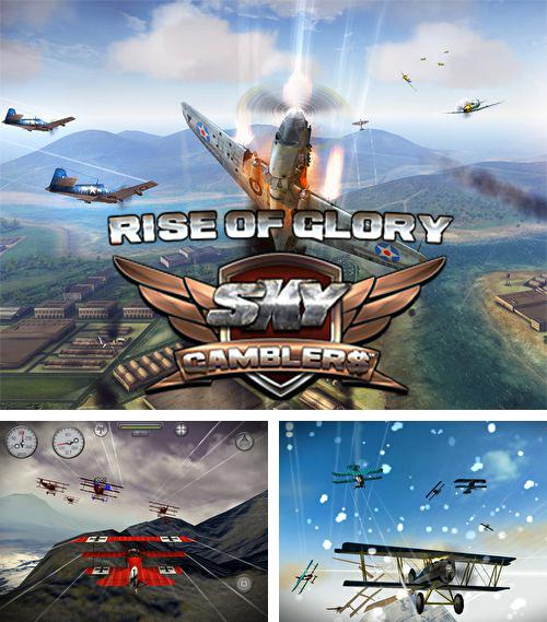 In addition to the game Rock(s) Rider for iPhone, iPad or iPod, you can also download Sky gamblers: Rise of glory for free.