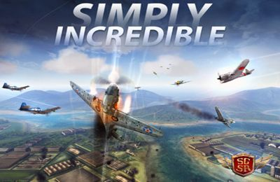 Screenshots of the Sky Gamblers: Storm Raiders game for iPhone, iPad or iPod.