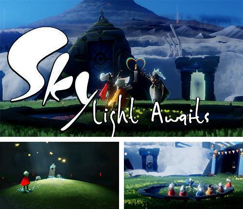 In addition to the game The Sims FreePlay for iPhone, iPad or iPod, you can also download Sky: Light awaits for free.