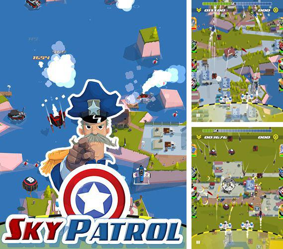 In addition to the game Pro Darts 3D for iPhone, iPad or iPod, you can also download Sky patrol for free.