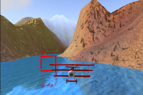 Download Sky Racer 2 iPhone free game.