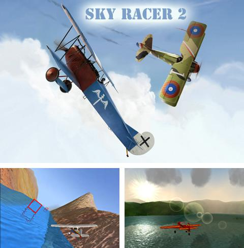 In addition to the game Lost Underworld – Great Adventure! for iPhone, iPad or iPod, you can also download Sky Racer 2 for free.